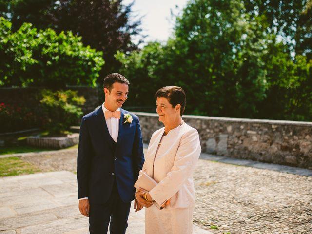 Il matrimonio di Matteo e Laura a Varese, Varese 37