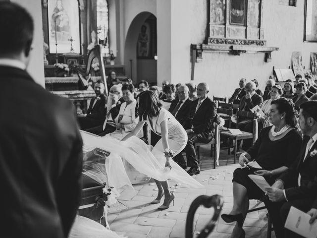 Il matrimonio di Matteo e Laura a Varese, Varese 46