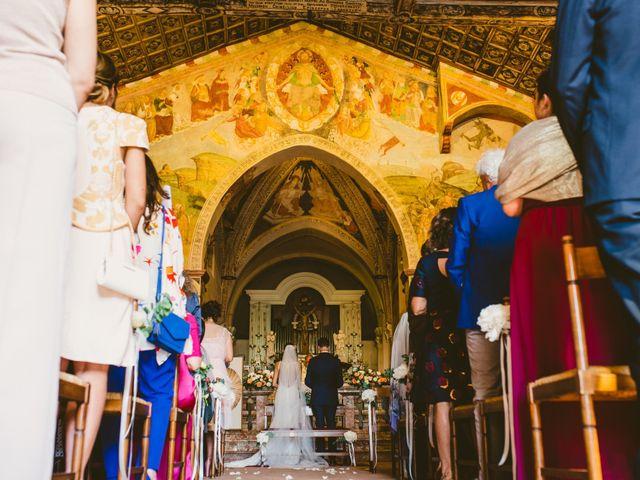 Il matrimonio di Matteo e Laura a Varese, Varese 48