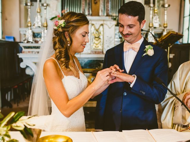 Il matrimonio di Matteo e Laura a Varese, Varese 56