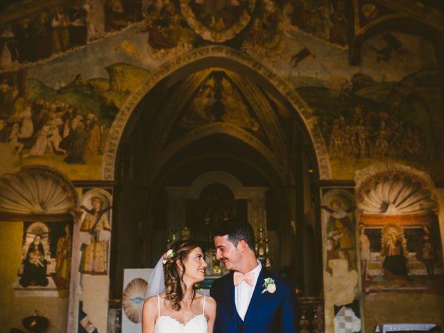 Il matrimonio di Matteo e Laura a Varese, Varese 61