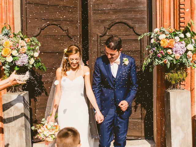 Il matrimonio di Matteo e Laura a Varese, Varese 63