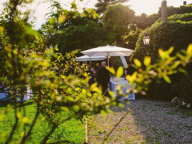 Il matrimonio di Matteo e Laura a Varese, Varese 71