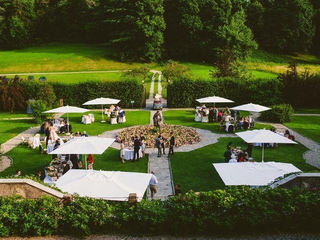 Il matrimonio di Matteo e Laura a Varese, Varese 75