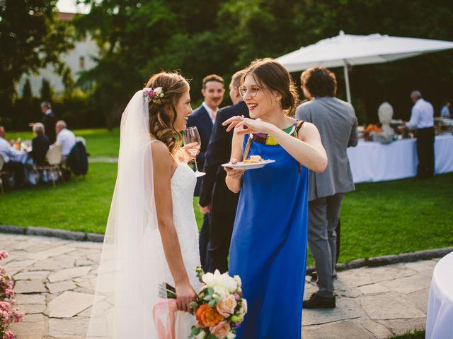 Il matrimonio di Matteo e Laura a Varese, Varese 80