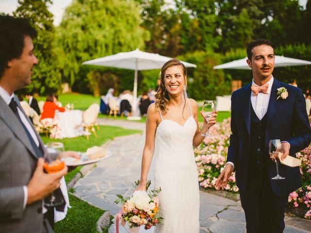Il matrimonio di Matteo e Laura a Varese, Varese 85