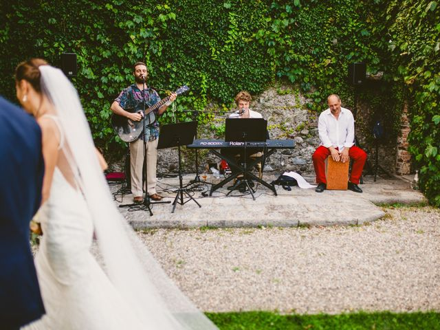 Il matrimonio di Matteo e Laura a Varese, Varese 86