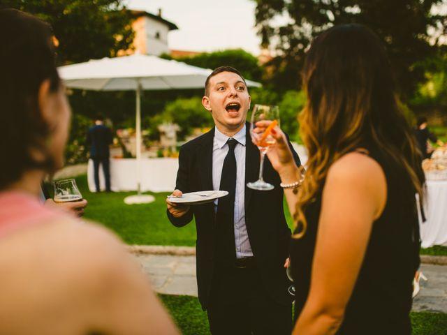 Il matrimonio di Matteo e Laura a Varese, Varese 90
