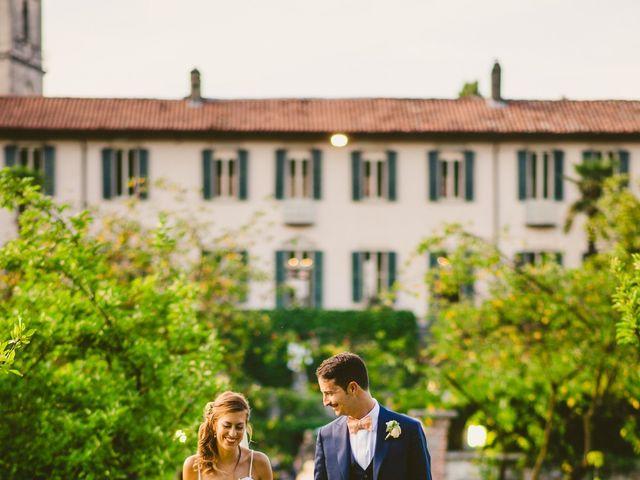 Il matrimonio di Matteo e Laura a Varese, Varese 92