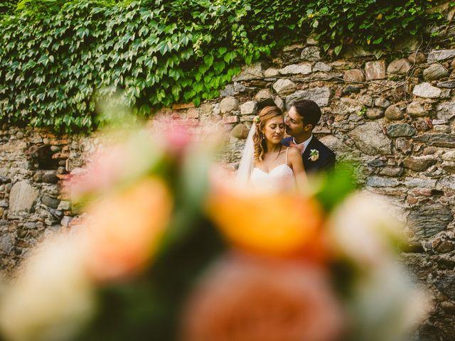 Il matrimonio di Matteo e Laura a Varese, Varese 100