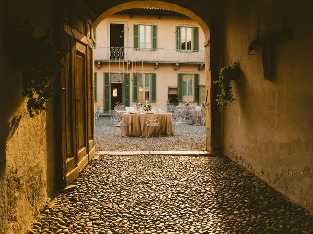 Il matrimonio di Matteo e Laura a Varese, Varese 103