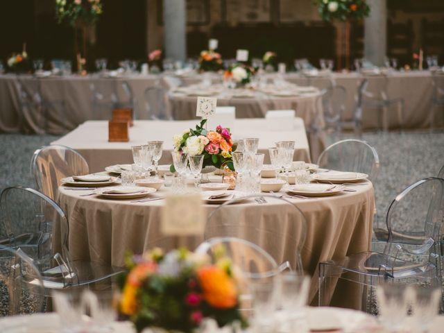 Il matrimonio di Matteo e Laura a Varese, Varese 104