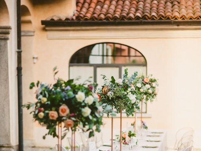 Il matrimonio di Matteo e Laura a Varese, Varese 105