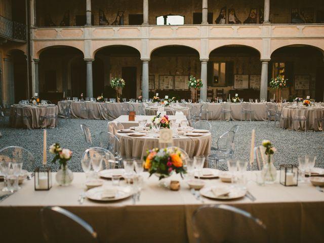 Il matrimonio di Matteo e Laura a Varese, Varese 107