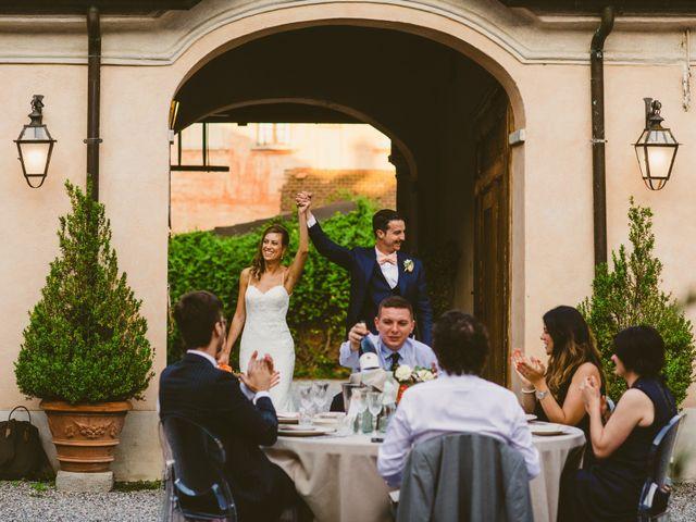 Il matrimonio di Matteo e Laura a Varese, Varese 109