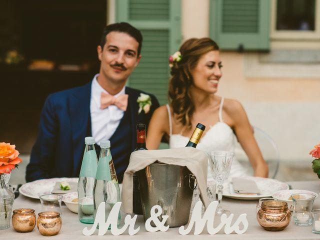 Il matrimonio di Matteo e Laura a Varese, Varese 110
