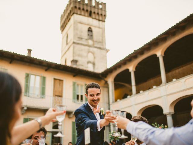 Il matrimonio di Matteo e Laura a Varese, Varese 112