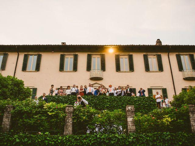 Il matrimonio di Matteo e Laura a Varese, Varese 114
