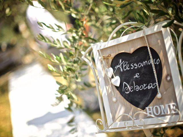 Il matrimonio di Alessandro e Debora a Calenzano, Firenze 9