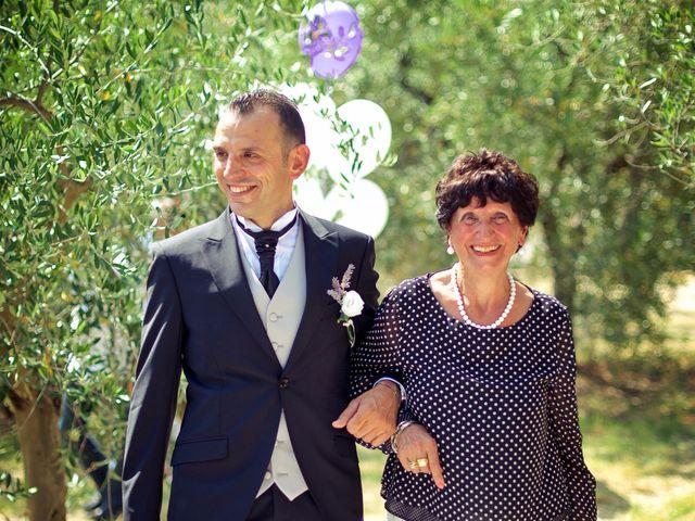 Il matrimonio di Alessandro e Debora a Calenzano, Firenze 10