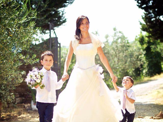 Il matrimonio di Alessandro e Debora a Calenzano, Firenze 12