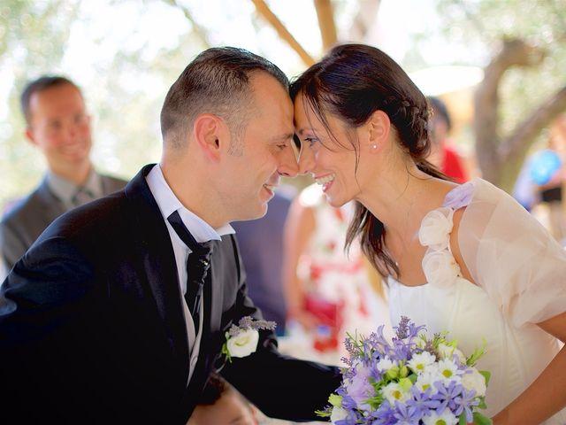 Il matrimonio di Alessandro e Debora a Calenzano, Firenze 14