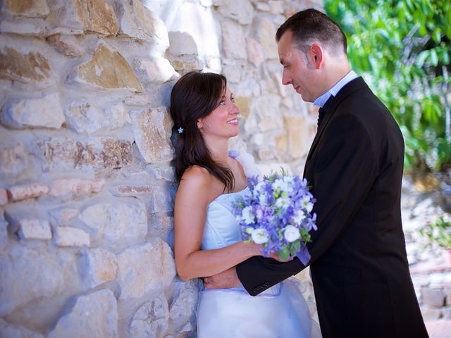 Il matrimonio di Alessandro e Debora a Calenzano, Firenze 20