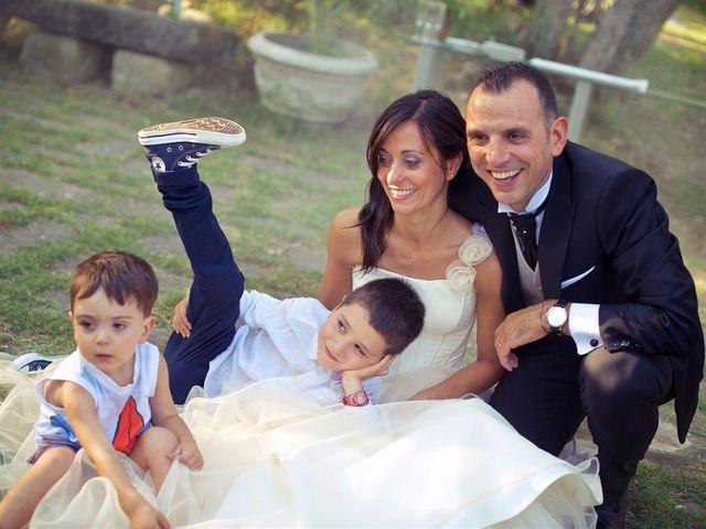 Il matrimonio di Alessandro e Debora a Calenzano, Firenze 22