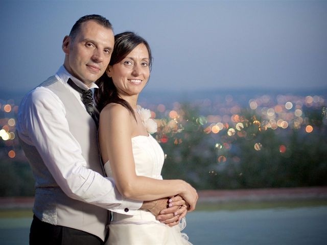 Il matrimonio di Alessandro e Debora a Calenzano, Firenze 24