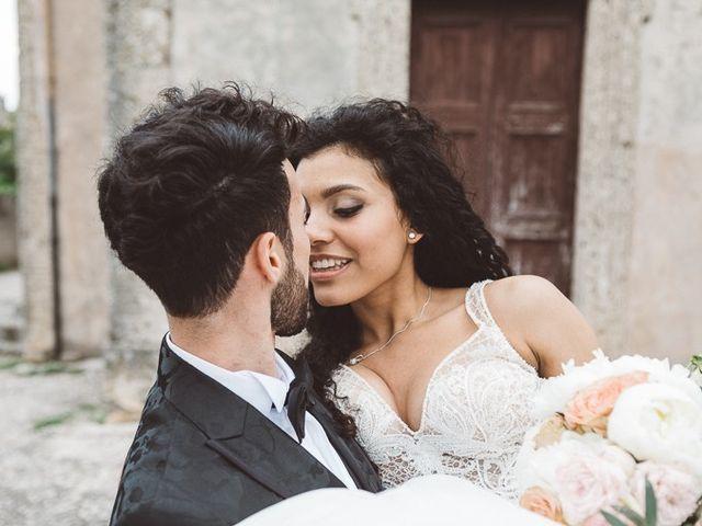 Il matrimonio di Matteo e Michell a Isola del Liri, Frosinone 1