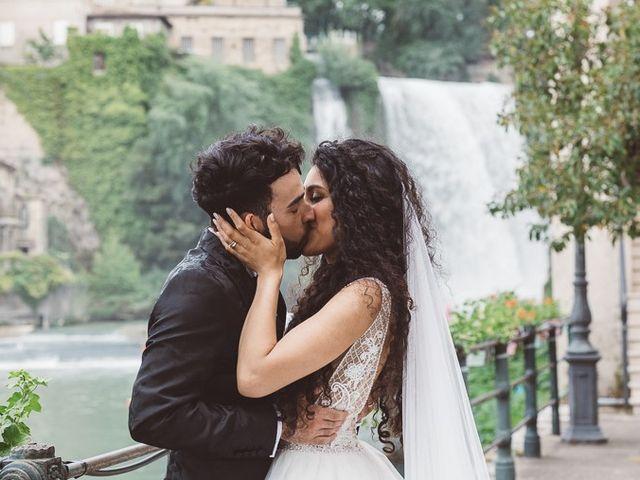 Il matrimonio di Matteo e Michell a Isola del Liri, Frosinone 2