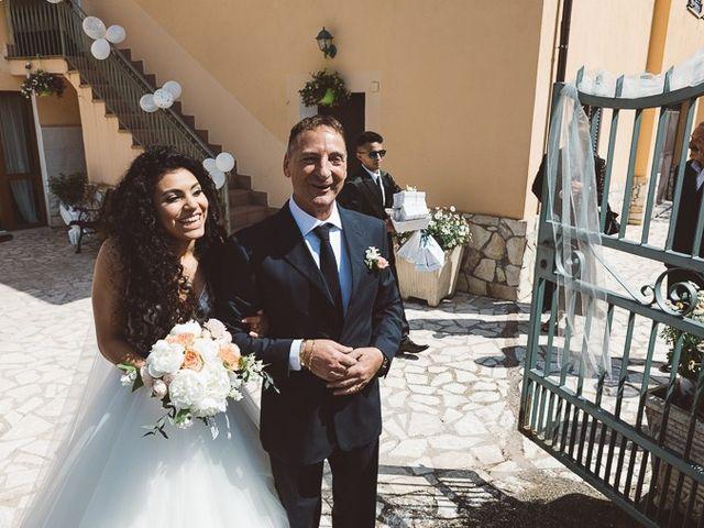 Il matrimonio di Matteo e Michell a Isola del Liri, Frosinone 33