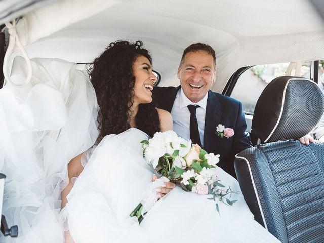 Il matrimonio di Matteo e Michell a Isola del Liri, Frosinone 34