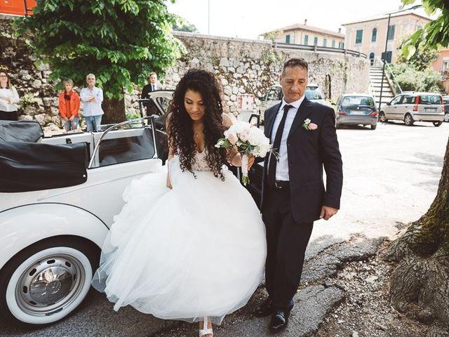 Il matrimonio di Matteo e Michell a Isola del Liri, Frosinone 35