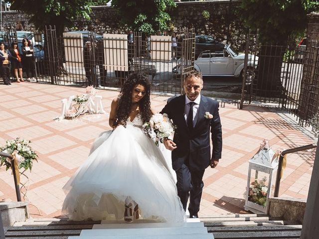 Il matrimonio di Matteo e Michell a Isola del Liri, Frosinone 36