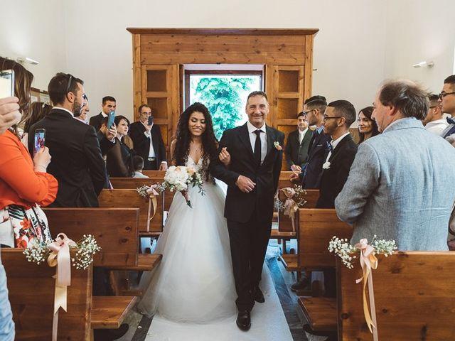 Il matrimonio di Matteo e Michell a Isola del Liri, Frosinone 37