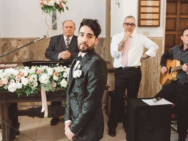 Il matrimonio di Matteo e Michell a Isola del Liri, Frosinone 39