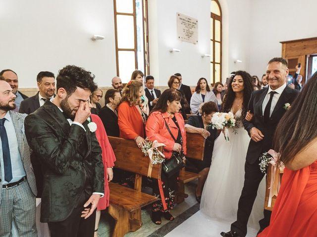 Il matrimonio di Matteo e Michell a Isola del Liri, Frosinone 40