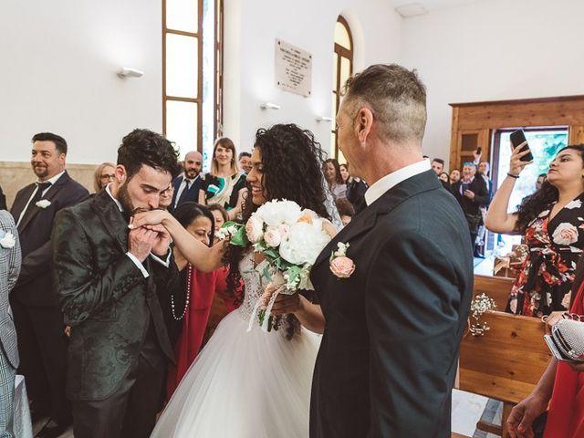 Il matrimonio di Matteo e Michell a Isola del Liri, Frosinone 43