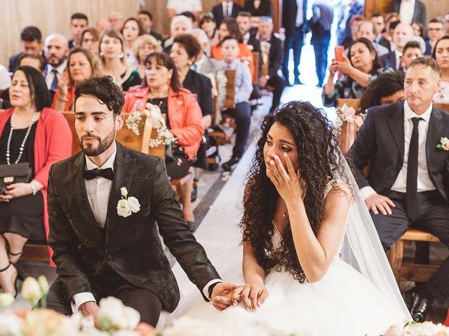 Il matrimonio di Matteo e Michell a Isola del Liri, Frosinone 46