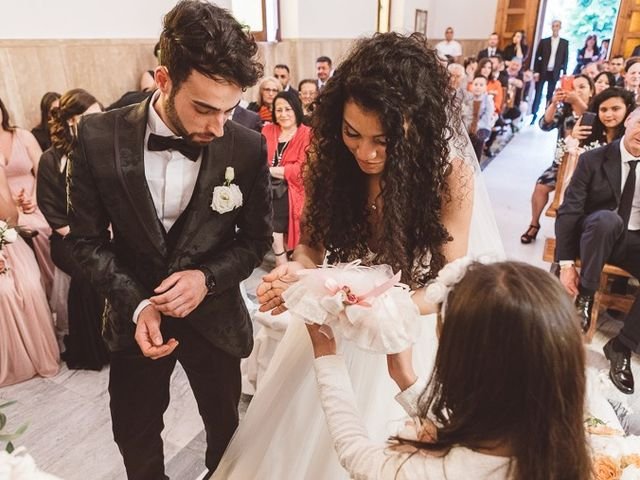 Il matrimonio di Matteo e Michell a Isola del Liri, Frosinone 47