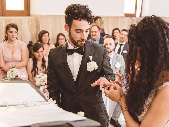 Il matrimonio di Matteo e Michell a Isola del Liri, Frosinone 50