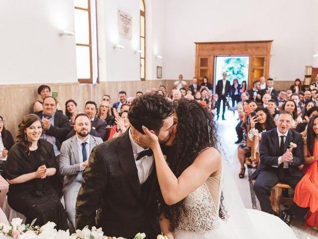 Il matrimonio di Matteo e Michell a Isola del Liri, Frosinone 51