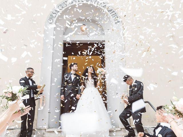 Il matrimonio di Matteo e Michell a Isola del Liri, Frosinone 52