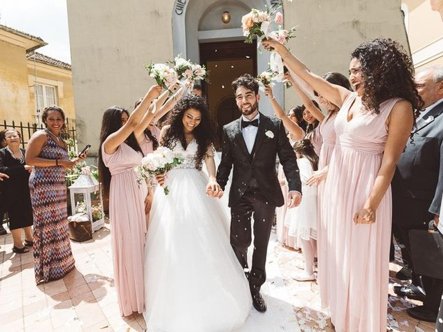 Il matrimonio di Matteo e Michell a Isola del Liri, Frosinone 53