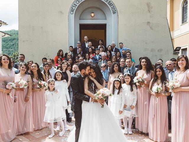 Il matrimonio di Matteo e Michell a Isola del Liri, Frosinone 54