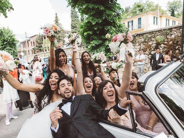 Il matrimonio di Matteo e Michell a Isola del Liri, Frosinone 55