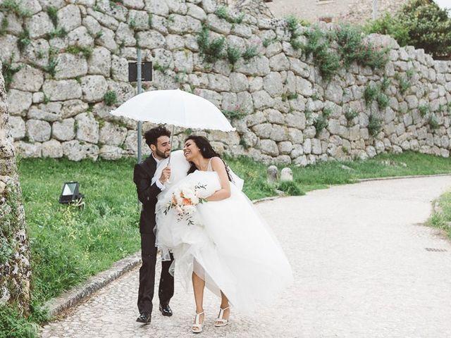 Il matrimonio di Matteo e Michell a Isola del Liri, Frosinone 56