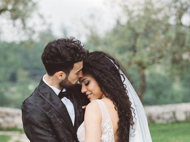 Il matrimonio di Matteo e Michell a Isola del Liri, Frosinone 59