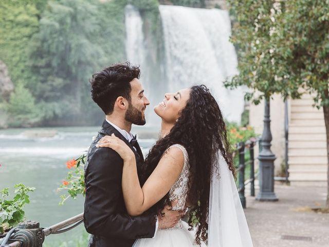 Il matrimonio di Matteo e Michell a Isola del Liri, Frosinone 67